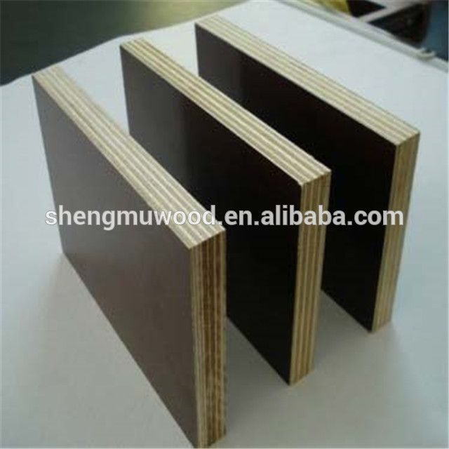 16mm two time hot press film faced plywood/marine plywood sizes/lowes marine plywood