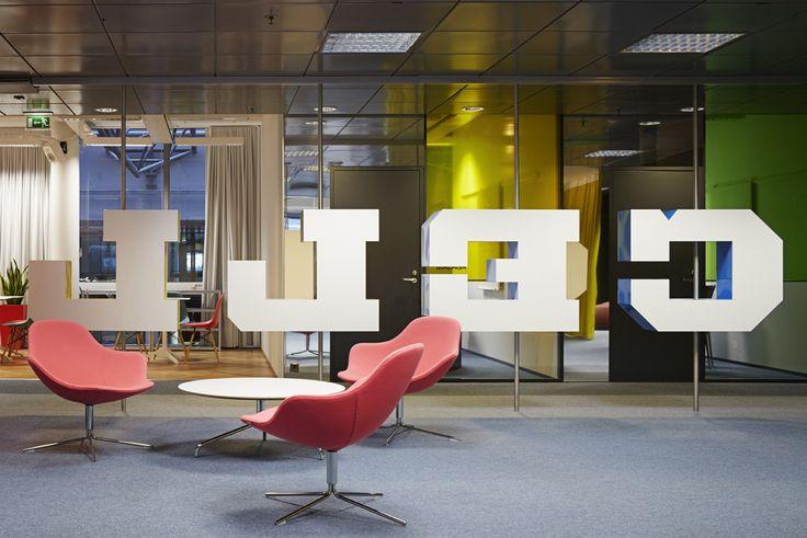 Supercell Office Design — KOKO3