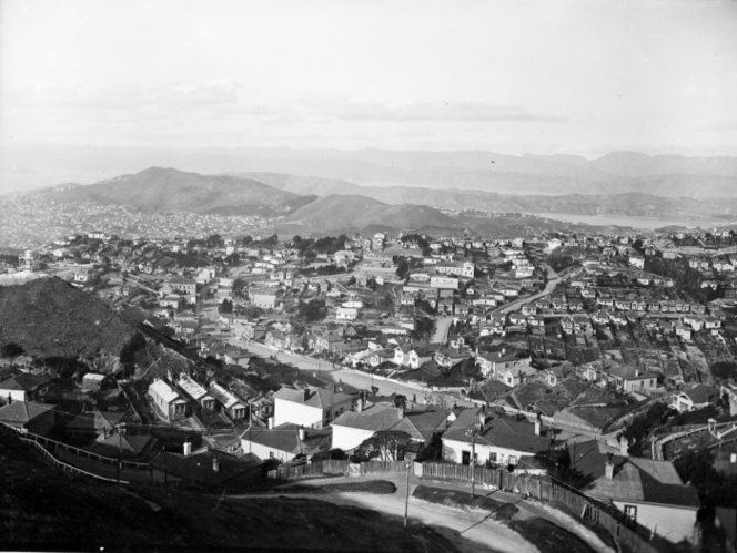 Upper & Lower Todman Street, 1922