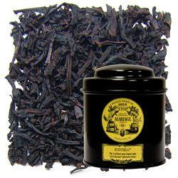 A favorite!!  RUSCHKA®  classical black tin 100 g