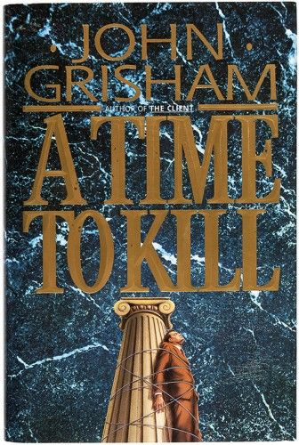 GRISHAM, John. A Time to Kill.  New York. Doubleday. 1993. #crimefiction #thriller