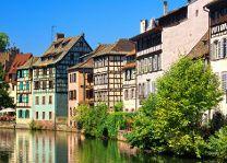 Kuschel & Romantik Kurzurlaub Straßburg - 4 Tage mit Romantikmenü, Sekt und mehr
