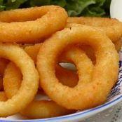 Chuťovka * cibulové kroužky