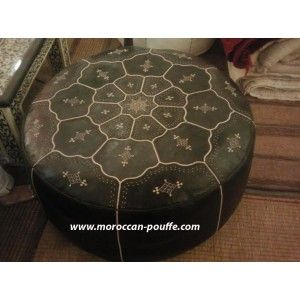79 best images on pinterest moroccan pouffe ottomans and beanbag chair. Black Bedroom Furniture Sets. Home Design Ideas