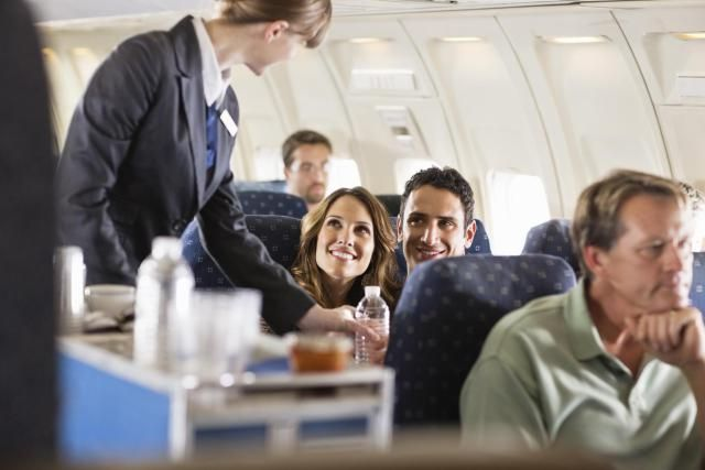 What You Need to Know About Being a Flight Attendant: A flight attendant's primary responsibility is safety.