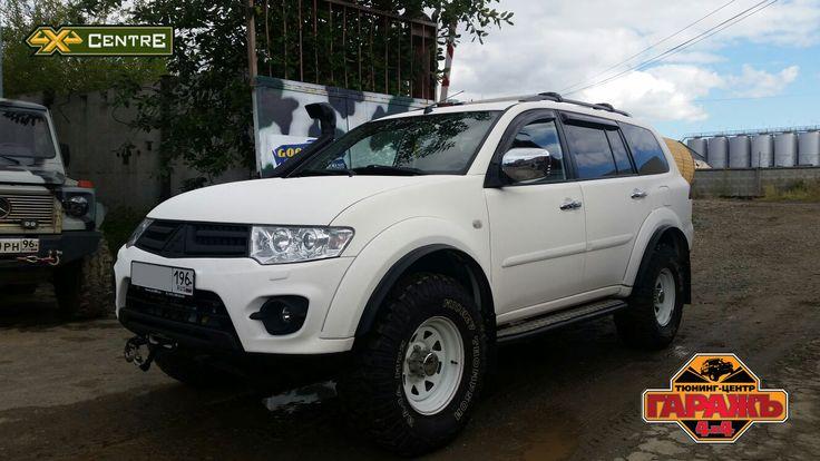 """Mitsubishi Pajero Sport new MT 32"""""""
