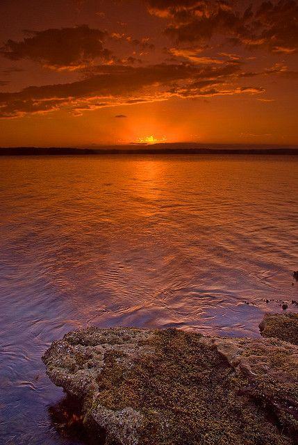 ~~murrays sunset too... ~ Murrays Beach, Jervis Bay, Australia by djgr~~