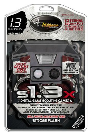 Deer Game Cam Photo Scouting Camera with Flash and Video Hunting Spy on Wildlife  $47.00 at Critter Creek Ranch