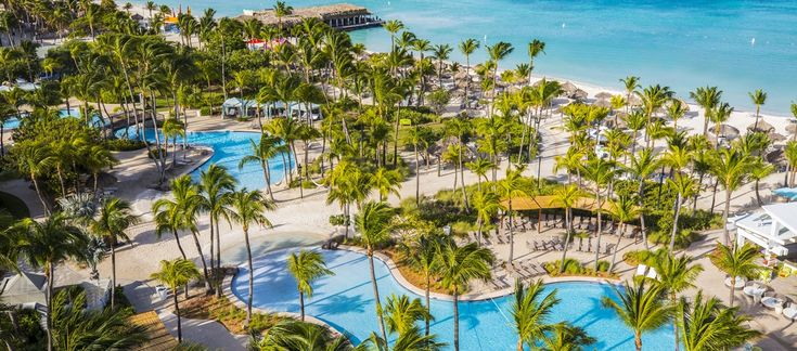 Hilton Aruba Caribbean Resort & Casino Hotel, AW - Pool