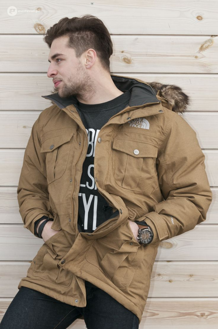jacket - The North Face M Bedford Down Parka E1H