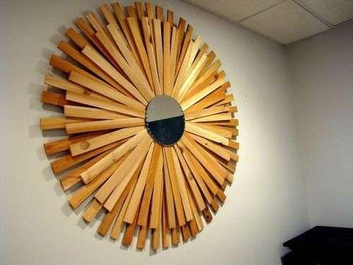 Specchi decorati fai da te (Foto) | PourFemme