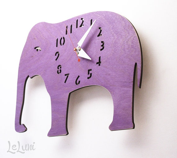 Ele clock: Elephants Clocks, Mount Clocks, Ele Clocks Changing, Wall Clocks