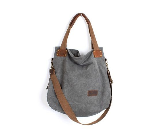 Best 25  Canvas shoulder bag ideas on Pinterest