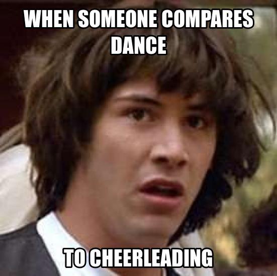 Dance meme