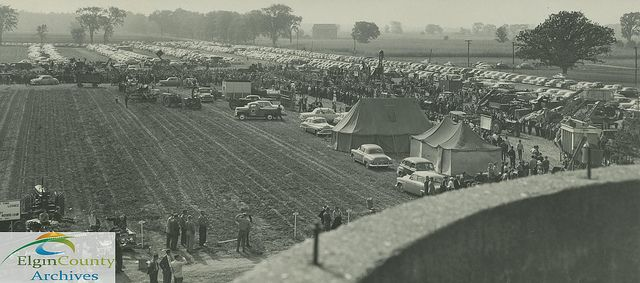 Western Ontario Cash Crop Day- Third Annual Event, 1953 | Flickr - Photo Sharing!