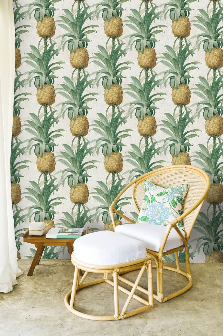 Top 10 Wallpapers ...embrace The Tropical Trend And Add Some Boho Vibes To