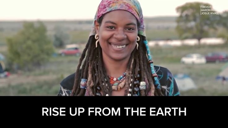 Standing Rock by Trevor Hall with footage #NoDAPL #StandingRock