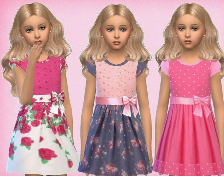 464 besten girls dresses bilder auf pinterest kinder outfits mode kinder und babykleid. Black Bedroom Furniture Sets. Home Design Ideas