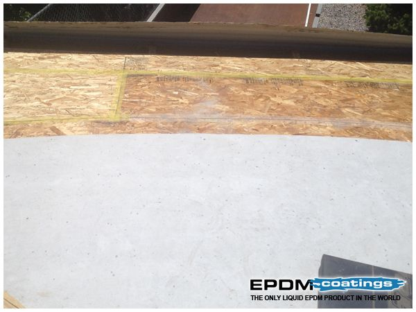 Benefits Of White Roof Sealants Rubber Roof Coating Epdm Roofing Cool Roof