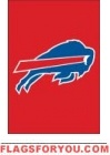 "Bills Mini Flag 15"" x 10 1/2"""