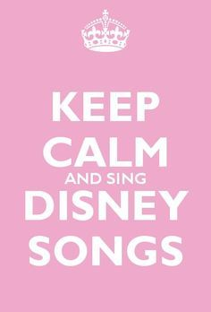 Disney songs are super catchy. Think you can guess the song just from the first verse?