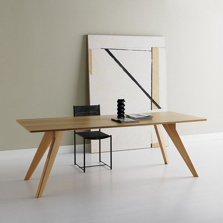 Ago #table cm 180x80 by @aliasdesign , design by Alfredo #Hãberli
