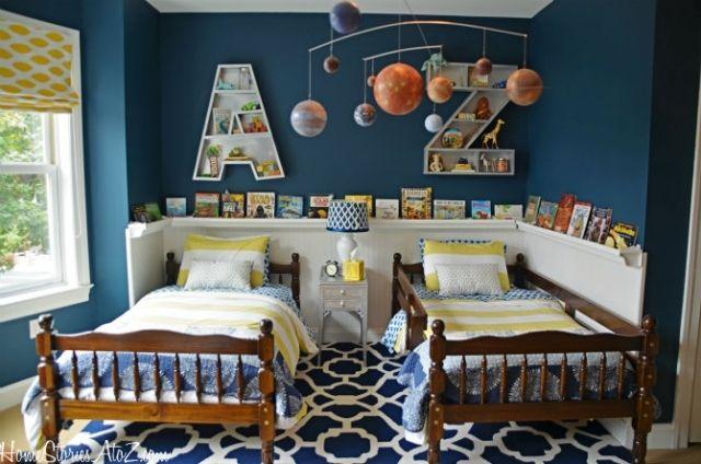 Interessante Jungen Schlafzimmer Ideen - Schlafzimmer - schlafzimmereinrichtungen ideen