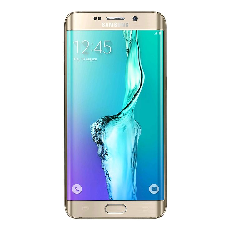 Samsung Galaxy S6 edge+ G9287 Dual SIM 32GB SIM FREE / UNLOCKED - Gold