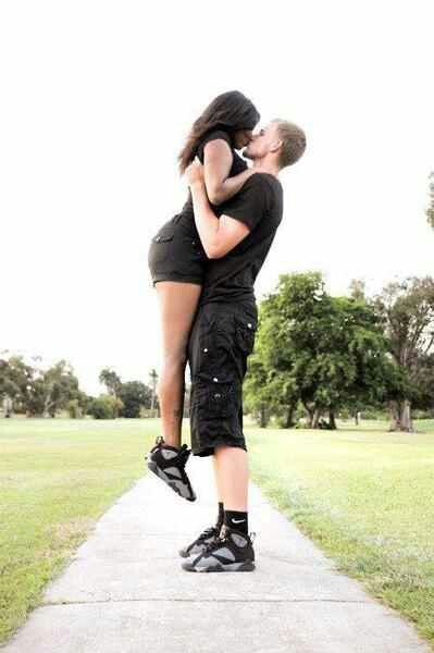 Relationship goals ! Comfortable PDA at any level.  We are all awesome