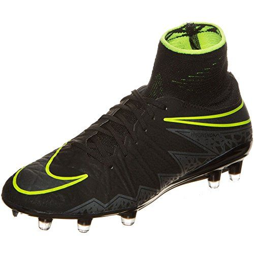 newest 4339e 0d17b Nike Mens Hypervenom Phantom II FG Football Boots, Black... Price in euro