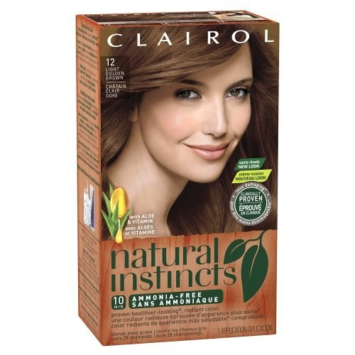 Clairol Natural Instincts Hair Spray