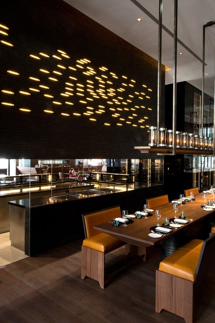 Book a table at the Chef's Table, right by the kitchen, for the best seat in the house. The Chedi Andermatt (Switzerland) - Jetsetter
