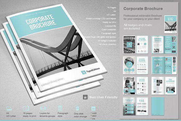3rd runner up LCPR Pinterest Business brochure, Brochure - blank brochure template word