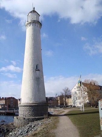 Stumholmens Fyr, Karlskrona, Sweden