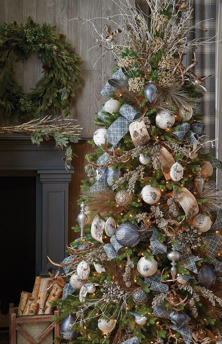 Uncategorized Christmas Tree Ideas Pinterest 17 best fall winter 2017 christmas trees images on pinterest holiday dreams tree by raz imports