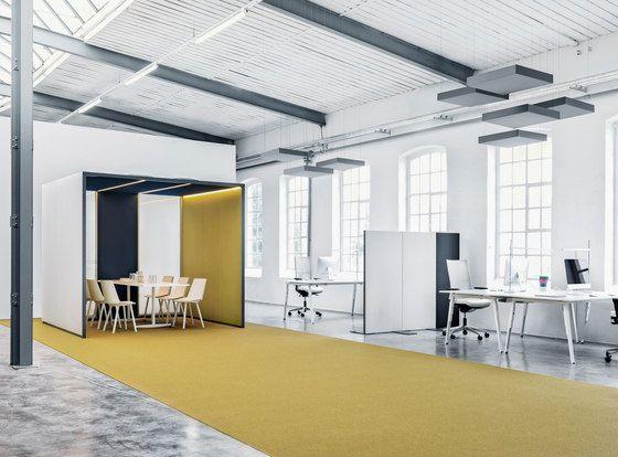 Beautiful S paration espace CAS Rooms Carpet Concept Check it out on Architonic