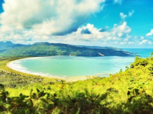 Beach made in pacitan