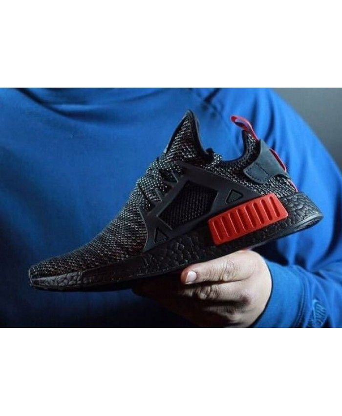 34a00293d Adidas Nmd Xr1 Bred Black Red Shoes Sale