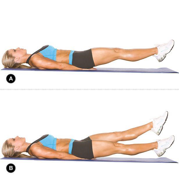 Ασκήσεις κοιλιακών που πρέπει να έχεις στο ασκησιολόγιο σου