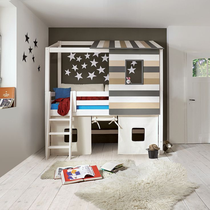 43 besten kinder und jugendzimmer bilder auf pinterest. Black Bedroom Furniture Sets. Home Design Ideas