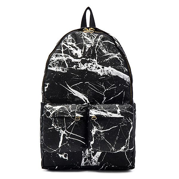 OFF-WHITE Backpack ($565) ❤ liked on Polyvore featuring men's fashion, men's bags, men's backpacks, bags, backpack, men, accessories, handbags, mens laptop backpack and mens backpack