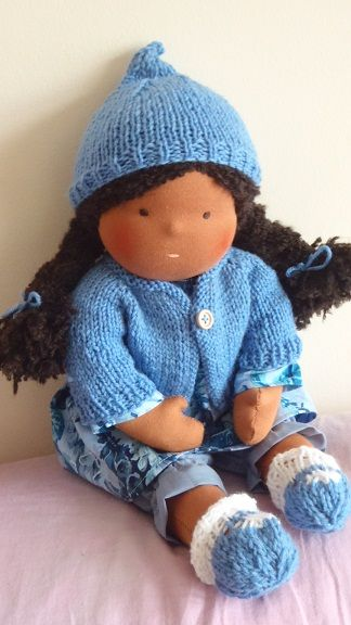 Free Patterns For Knitted Dolls Gallery Handicraft Ideas Home
