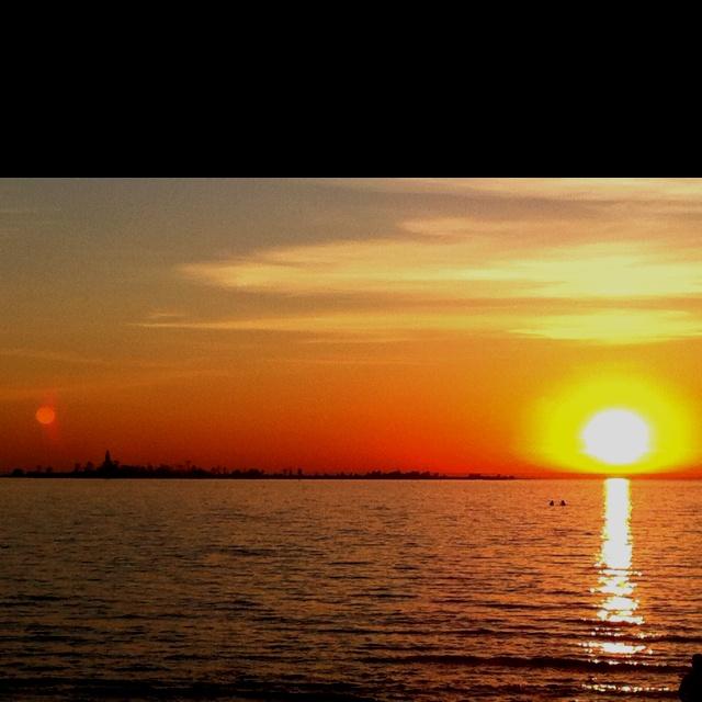 Chantry Island just of Southampton, Ontario.