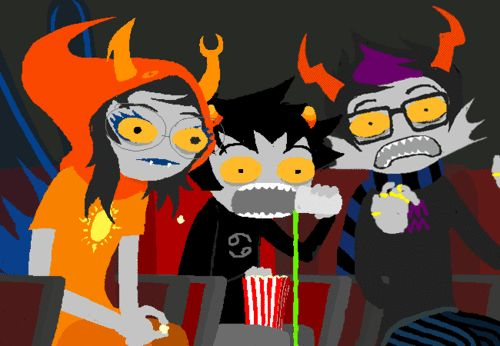gif. No matter what happens in Homestuck, this always seems to apply