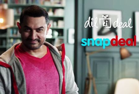 Snapdeal a No Deal due to Aamir Khan's Controversy Row | Widget Experts-The Experts Who Inspires