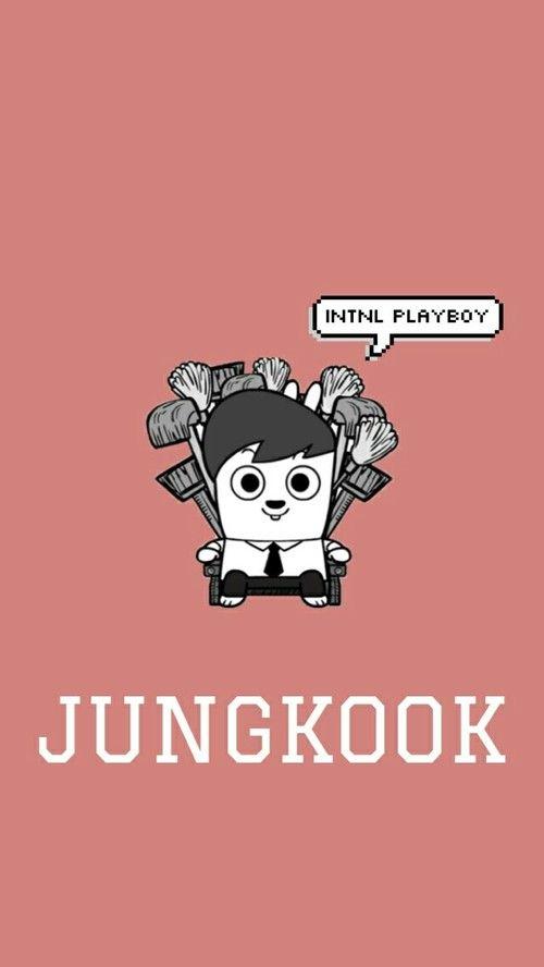 BTS 방탄소년단 - JUNGKOOK - WALLPAPER