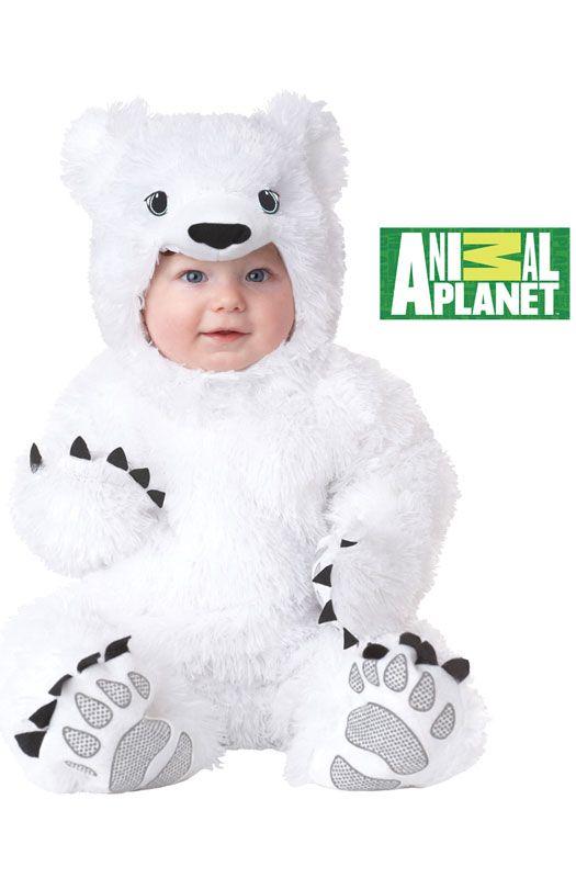 Animal Planet Polar Bear Toddler Costume for Halloween Pure Costumes  sc 1 st  Pinterest & 150 best ??u2022HalloWeenu2022?? images on Pinterest   Costume ideas ...
