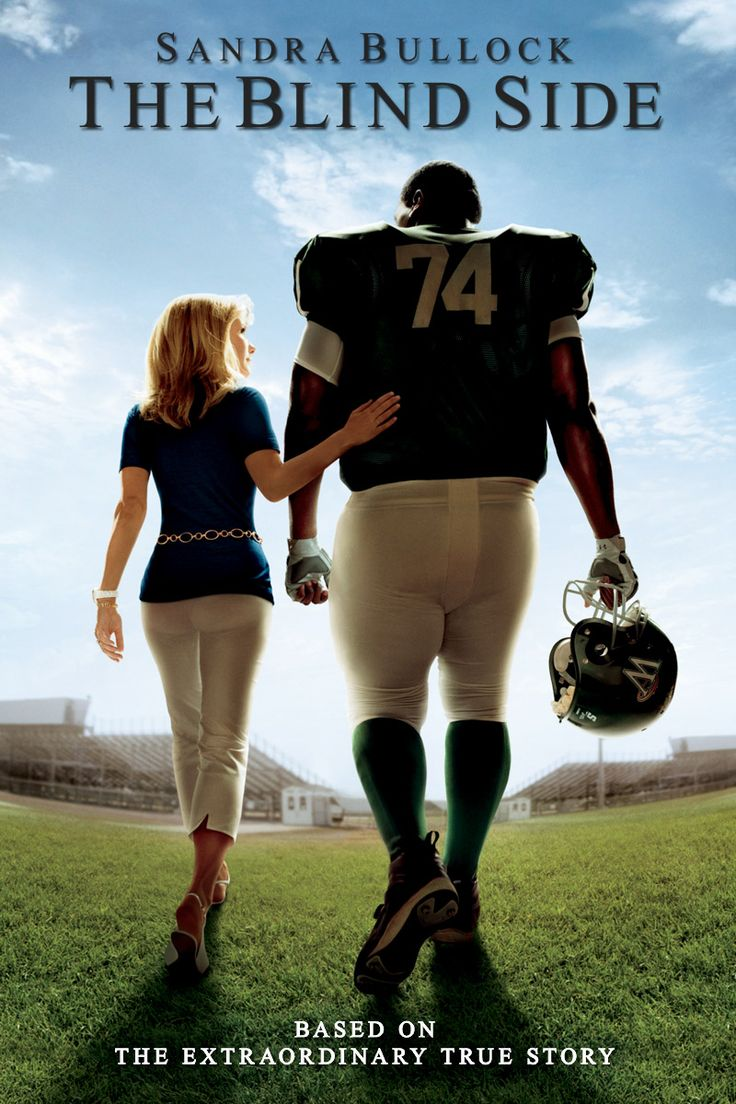 """The Blind Side - """"You're changin' that boy's life. No he's changin' mine"""""""