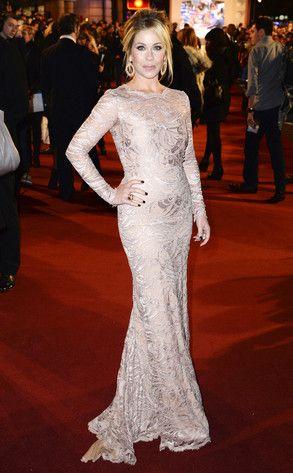 Christina Applegate in a Emilio Pucci design