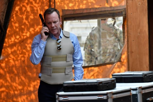 On Designated Survivor Season 2 Episode 8, Kirkman tried to find a way to make some peace in Afghanistan. Watch the full episode online now via TV Fanatic.